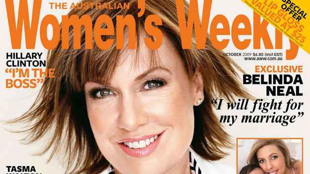 The Australian Women's Weekly October 2009